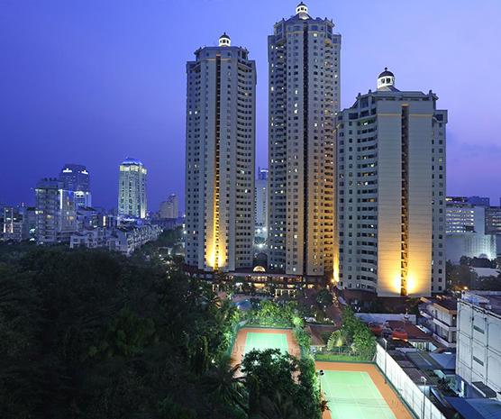 Hotel Aryaduta Jakarta FJGS 2018